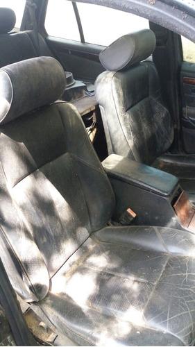 mercedes-benz clase c c280 v6 automatica