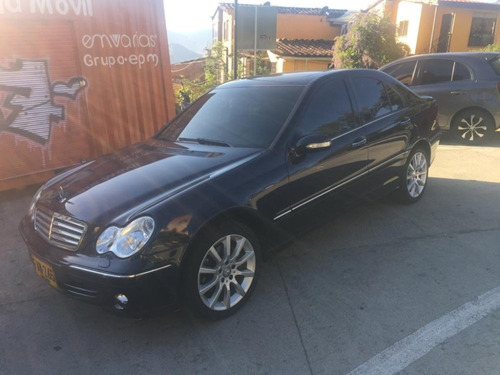 mercedes benz clase c - c320 modelo 2005 - 3.200cc  - at