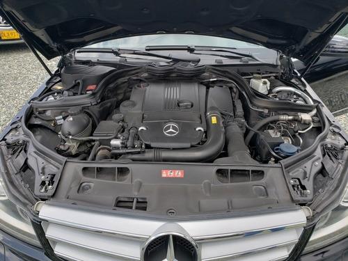 mercedes-benz clase c cgi 1.800 cc