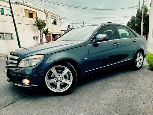 mercedes-benz clase c elegance v6 2008