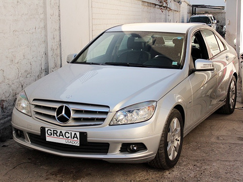 mercedes benz clase c180 cgi blueefficiency 2011