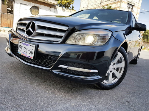 mercedes-benz clase c180 cgi mt 2011 autos puebla