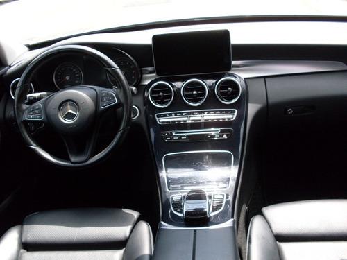 mercedes-benz clase c180 sedan
