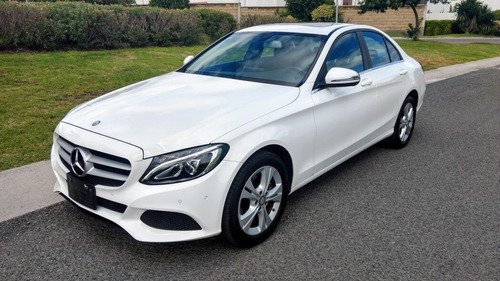 mercedes benz clase c200 exclusive  gps 2017