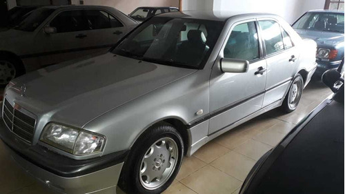 mercedes benz clase c220 cdi  m/t diesel mod.2000