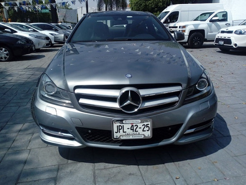 mercedes benz clase c250 2.0 cgi exclusive at