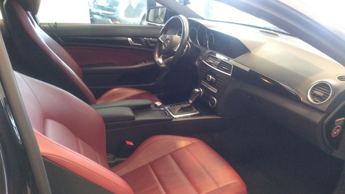 mercedes-benz clase  c350 coupe sport 2013