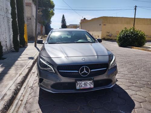 mercedes-benz clase cla 1.6 200 cgi mt 2017