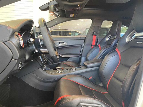 mercedes-benz clase cla 2.0 45 amg at 2016