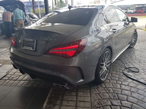 mercedes-benz clase cla 2.0 45 amg at 2017