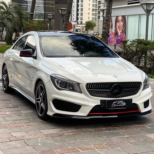 mercedes-benz clase cla 2.0 cla250 coupe sport 211cv at 2014