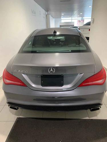 mercedes-benz clase cla 2016 4p 250 cgi sport l4/2.0/t aut