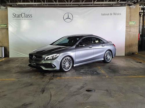 mercedes-benz clase cla 2018 4p 250 cgi sport paq. l4/2.0/t