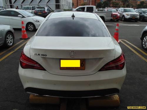 mercedes benz clase cla cla 180 1.6 tp urban plus