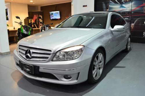mercedes-benz clase clc 2.5 clc230 sportcoupe v6 - car cash