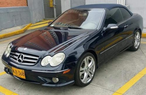 mercedes-benz clase clk clk 550 v8 cabriolet