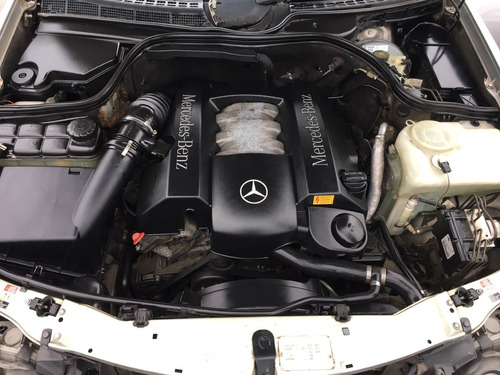 mercedes benz clase clk coupe v6 extra full divinaaa 2000