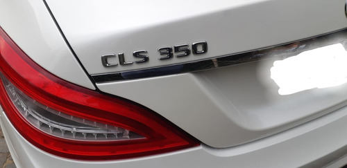 mercedes-benz clase cls 3.5 cls350 sport e-coupe airmatic