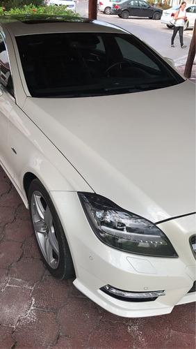mercedes benz clase cls 4p cls 350 aut  2012