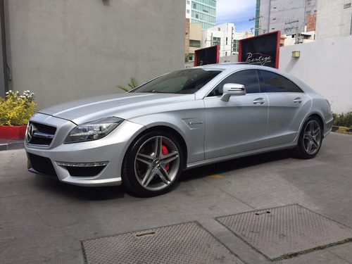 mercedes benz clase cls 63 amg año:2012