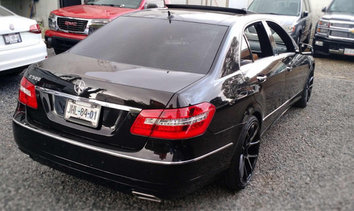 mercedes benz clase e 1.8 250 avantgarde mt 2010