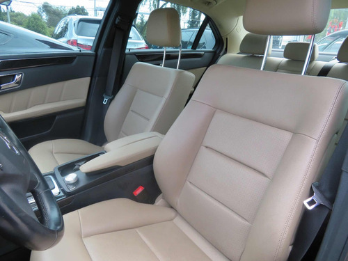 mercedes benz clase e 1.8 250 avantgarde mt 2011