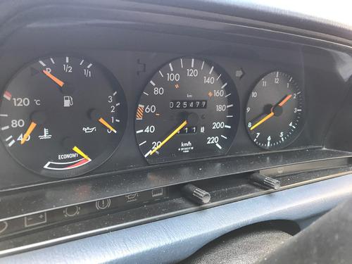 mercedes benz clase e 1985