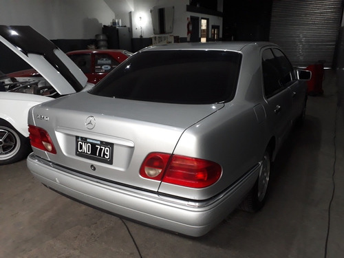 mercedes-benz clase e 1999 2.6 e240 elegance plus at