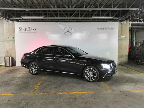mercedes-benz clase e  2017 4p e 400 exclusive v6/3.0/t aut