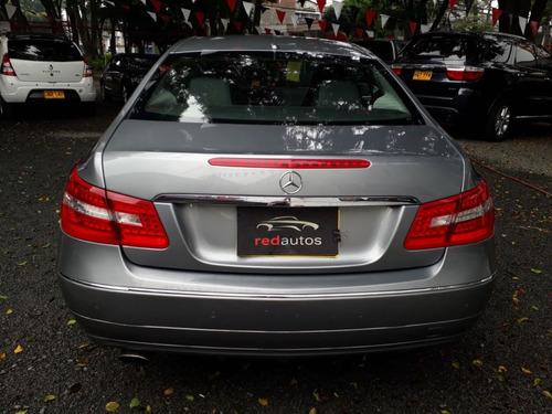 mercedes benz clase e 250 2010, at, 1.8