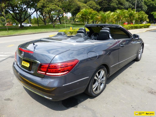 mercedes-benz clase e 250 at 2000cc cabriolet