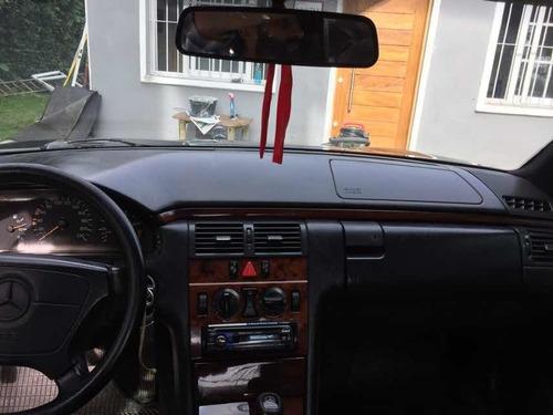 mercedes-benz clase e 2.9 e290 elegance 1997