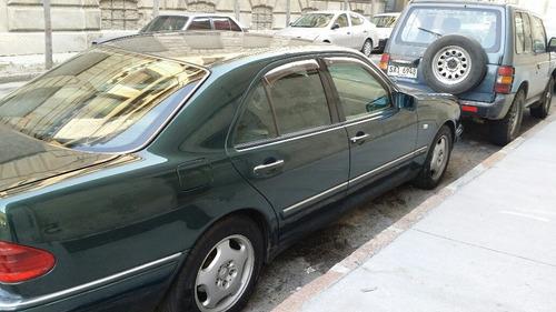 mercedes-benz clase e 2.9 e290 elegance plus at 1996