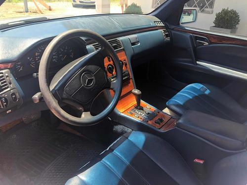 mercedes-benz clase e 290 turbo diésel at