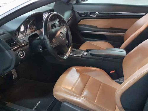 mercedes-benz clase e 2p e 350 coupe aut