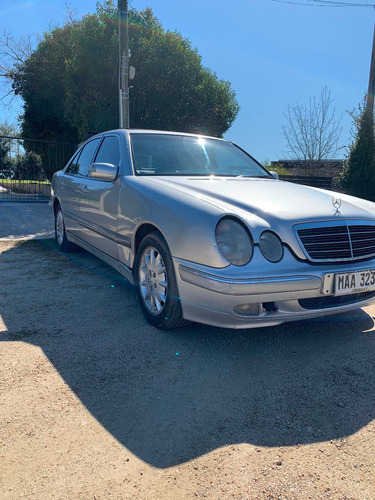 mercedes-benz clase e 3.2 e320 cdi elegance plus at