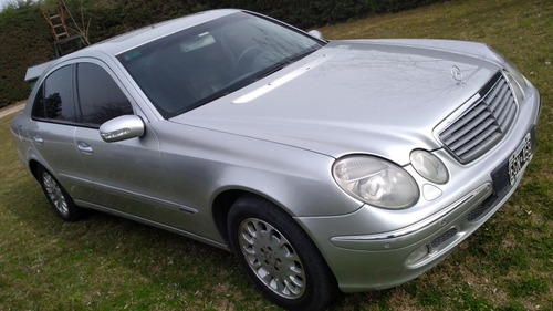 mercedes-benz clase e 3.2 e320 elegance at 2003