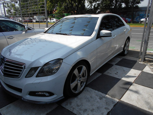 mercedes benz clase e 3.5 350 elegance at