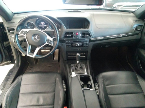 mercedes-benz clase e 3.5 coupe 350 cgi mt