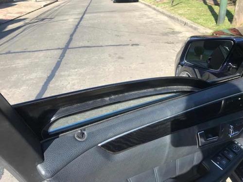 mercedes-benz clase e 3.5 e350 2013 blindado rb3