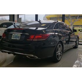 Mercedes-benz Clase E 3.5 E350 Coupe Sport Facelift At
