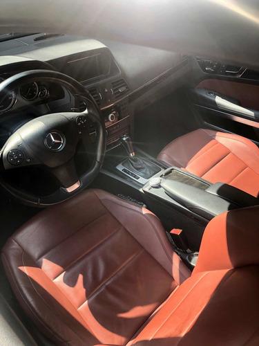 mercedes benz clase e 350 coupe 2011 versión amg