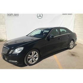 Mercedes-benz Clase E 4p E 200 1.8