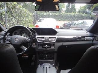 mercedes benz clase e-500 avantgarde 2011.