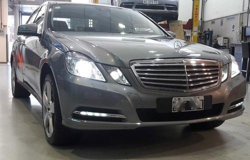 mercedes-benz clase e 5.5 e550 v8 elegance 2011 unico.!!
