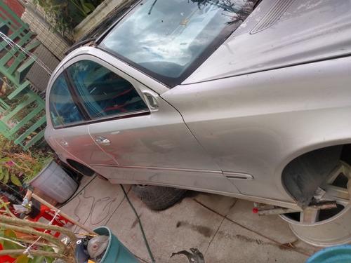 mercedes-benz clase e 5.5l 500 avantgarde mt 2002