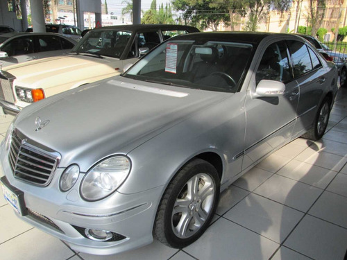 mercedes benz clase e a 500 avantgarde automatico 2007