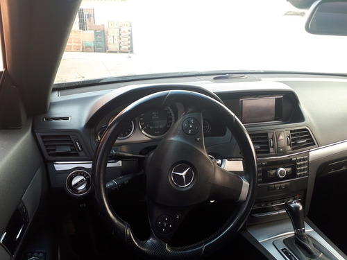 mercedes-benz clase e cgi coupe