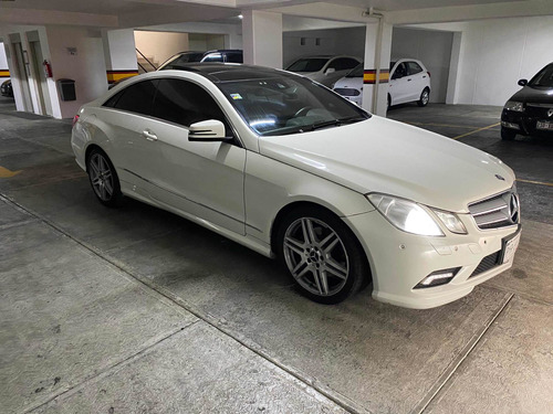 mercedes-benz clase e e 350 coupe 3.5l