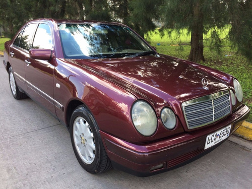 mercedes benz clase e e300 elegance automatico 1999 classic